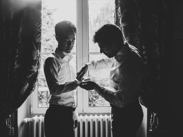Le mariage de Christopher et Fanny à Le Coudray-Montceaux, Essonne 28