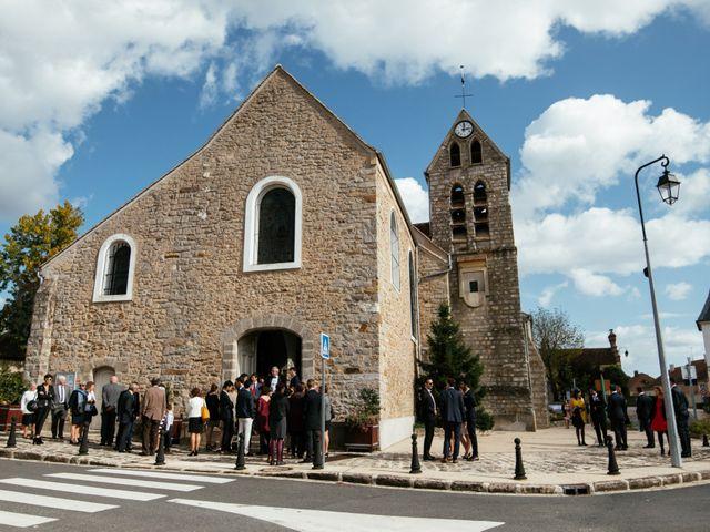 Le mariage de Christopher et Fanny à Le Coudray-Montceaux, Essonne 37