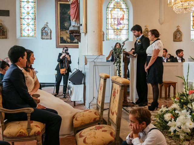 Le mariage de Christopher et Fanny à Le Coudray-Montceaux, Essonne 43