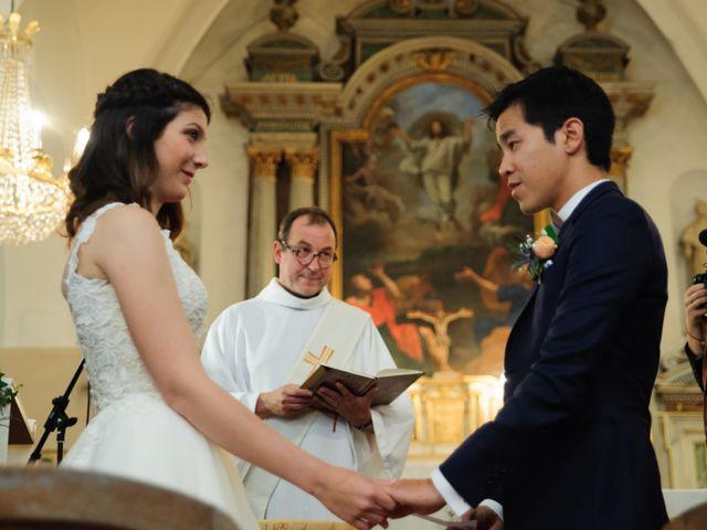 Le mariage de Christopher et Fanny à Le Coudray-Montceaux, Essonne 46