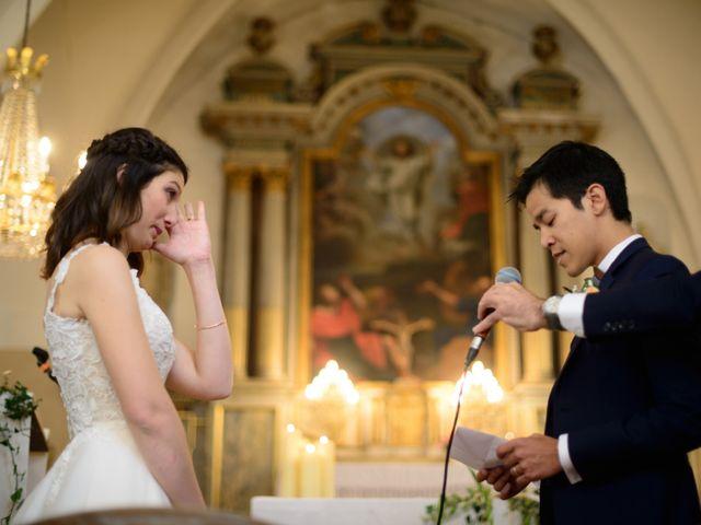 Le mariage de Christopher et Fanny à Le Coudray-Montceaux, Essonne 53