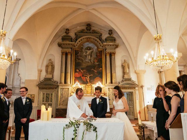 Le mariage de Christopher et Fanny à Le Coudray-Montceaux, Essonne 54