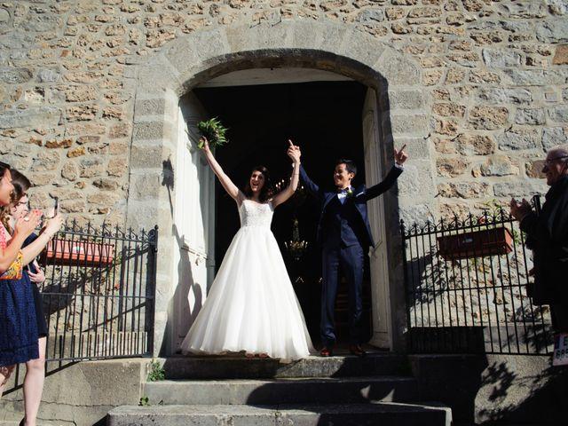 Le mariage de Christopher et Fanny à Le Coudray-Montceaux, Essonne 56