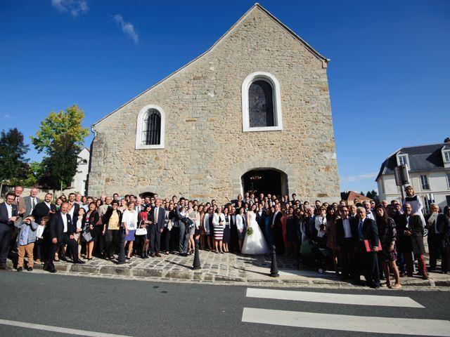 Le mariage de Christopher et Fanny à Le Coudray-Montceaux, Essonne 57