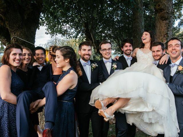Le mariage de Christopher et Fanny à Le Coudray-Montceaux, Essonne 83