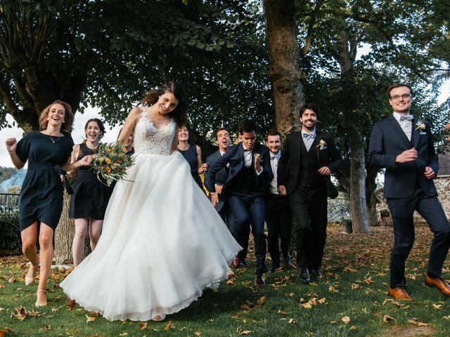 Le mariage de Christopher et Fanny à Le Coudray-Montceaux, Essonne 84