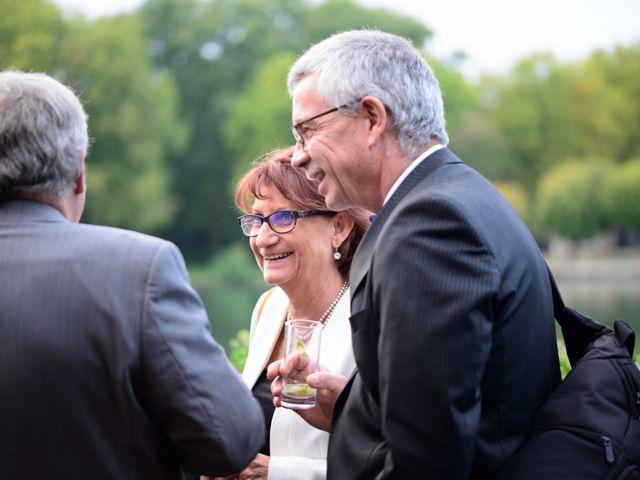 Le mariage de Christopher et Fanny à Le Coudray-Montceaux, Essonne 89