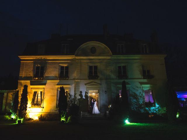 Le mariage de Christopher et Fanny à Le Coudray-Montceaux, Essonne 101