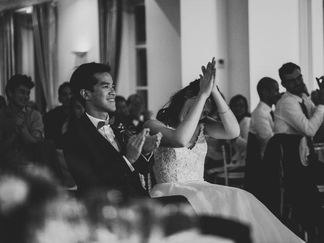 Le mariage de Christopher et Fanny à Le Coudray-Montceaux, Essonne 105