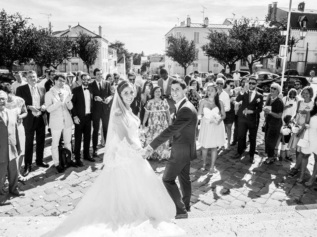 Le mariage de Sandro et Mabel à Rambouillet, Yvelines 48