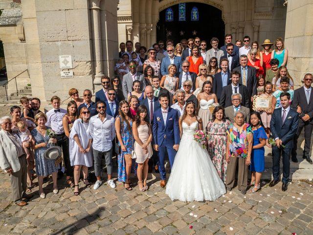 Le mariage de Sandro et Mabel à Rambouillet, Yvelines 49