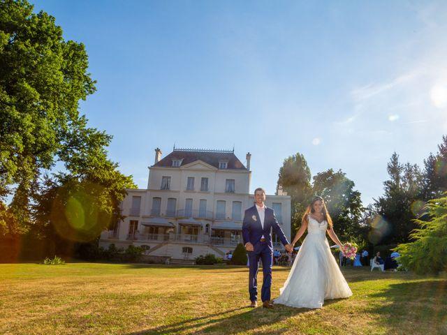 Le mariage de Sandro et Mabel à Rambouillet, Yvelines 54