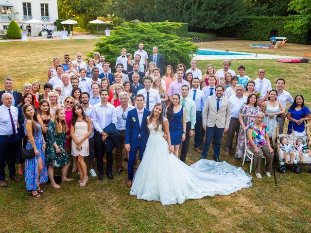 Le mariage de Sandro et Mabel à Rambouillet, Yvelines 74
