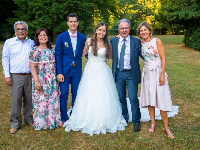Le mariage de Sandro et Mabel à Rambouillet, Yvelines 75