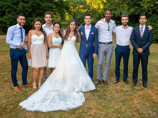Le mariage de Sandro et Mabel à Rambouillet, Yvelines 78