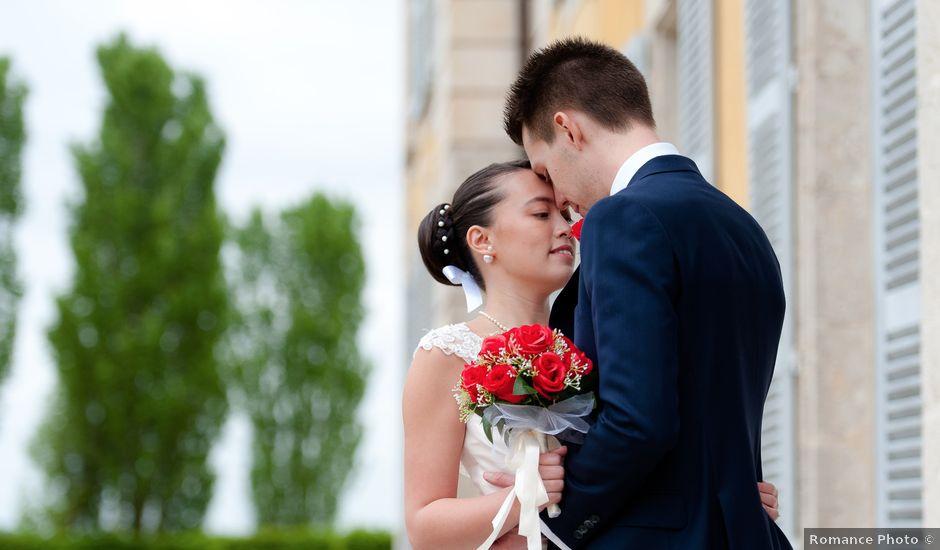 Le mariage de Yannick et Malorie à Angerville, Essonne