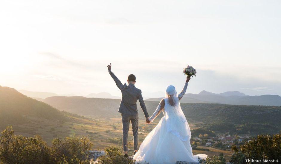 Le mariage de Amine et Maëlis à Rivesaltes, Pyrénées-Orientales