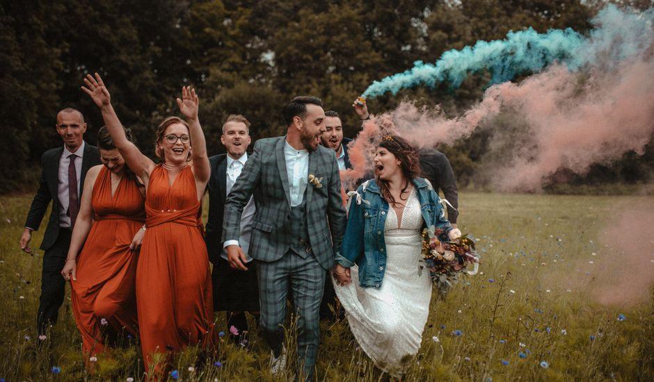 Le mariage de Romain et Amandine à Choué, Loir-et-Cher