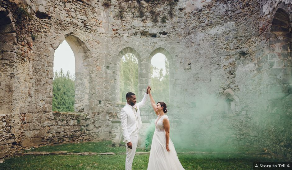 Le mariage de Loïc et Valentine à Fontenay-Trésigny, Seine-et-Marne