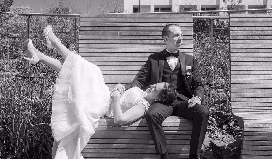 Le mariage de Fabien et Laura à Le Rheu, Ille et Vilaine