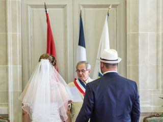 Le mariage de Stephanie et Arnaud 1