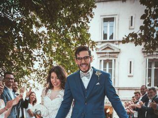 Le mariage de Nadia et Julien 1