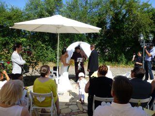 Le mariage de Yves et Sabine