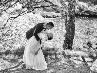 Le mariage de Stephanie et Jean-Christophe 1