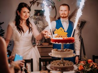 Le mariage de Marie et Alexis