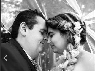 Le mariage de Melissandre  et Hébert  1