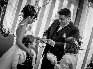 Le mariage de Lucie et Grégory