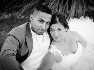 Le mariage de Audrey et Samir 1