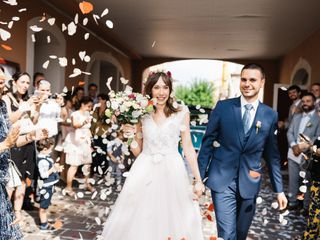Le mariage de Laura et Florent 1