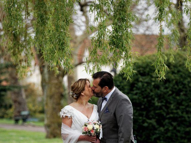 Le mariage de Sébastien et Isabelle à Vesoul, Haute-Saône 18