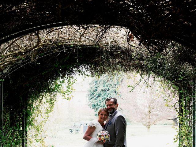 Le mariage de Sébastien et Isabelle à Vesoul, Haute-Saône 21