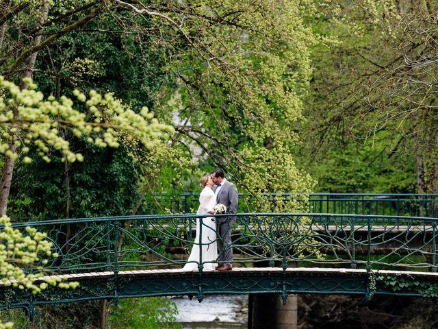Le mariage de Sébastien et Isabelle à Vesoul, Haute-Saône 1