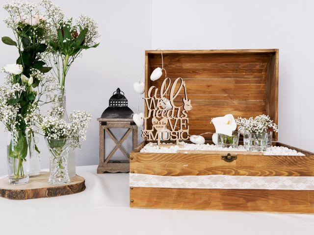 Le mariage de Sébastien et Isabelle à Vesoul, Haute-Saône 32