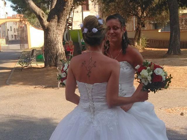 Le mariage de  Harmonie et Morgane   à Ponteilla, Pyrénées-Orientales 6