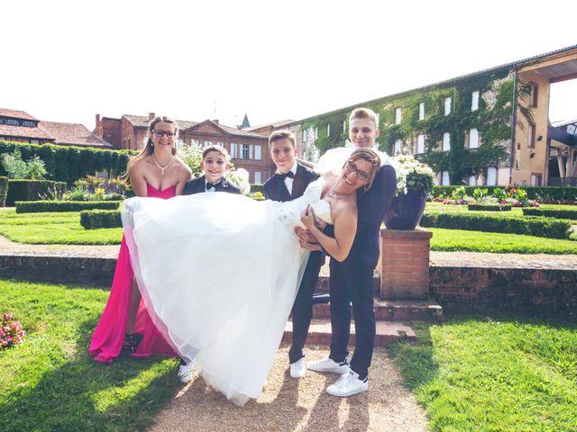 Le mariage de Arnaud et Stephanie à Lavaur, Tarn 5