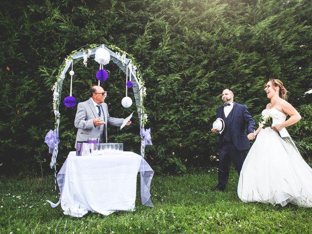 Le mariage de Stephanie et Arnaud