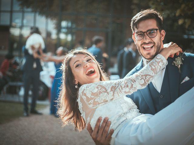 Le mariage de Nadia et Julien