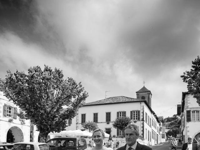 Le mariage de Cédric et Arantxa à Urt, Pyrénées-Atlantiques 3