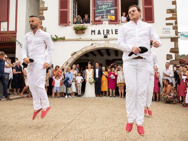 Le mariage de Cédric et Arantxa à Urt, Pyrénées-Atlantiques 15