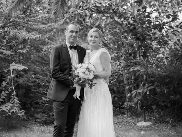 Le mariage de Arantxa et Cédric