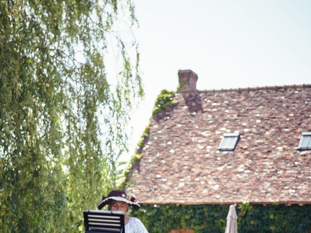Le mariage de Fabrice et Marie à Verneuil-sur-Avre, Eure 11