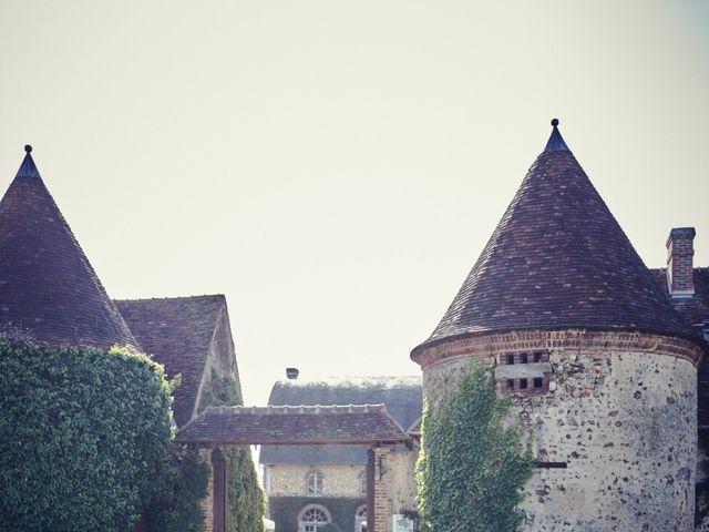 Le mariage de Fabrice et Marie à Verneuil-sur-Avre, Eure 47