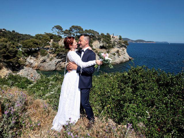 Le mariage de Jean-Christophe et Stephanie à Toulon, Var 31