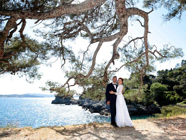 Le mariage de Jean-Christophe et Stephanie à Toulon, Var 36