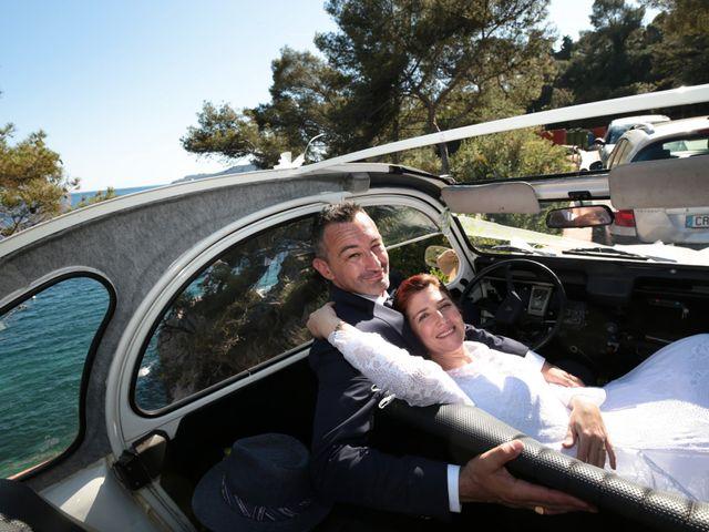 Le mariage de Jean-Christophe et Stephanie à Toulon, Var 41