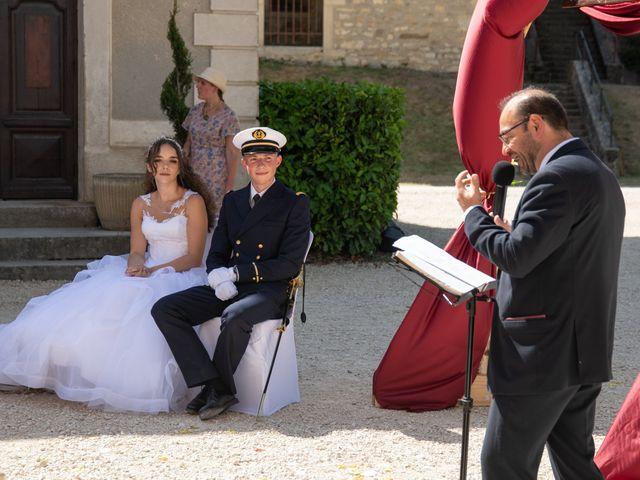 Le mariage de Myriam et Jonathan à Passins, Isère 3